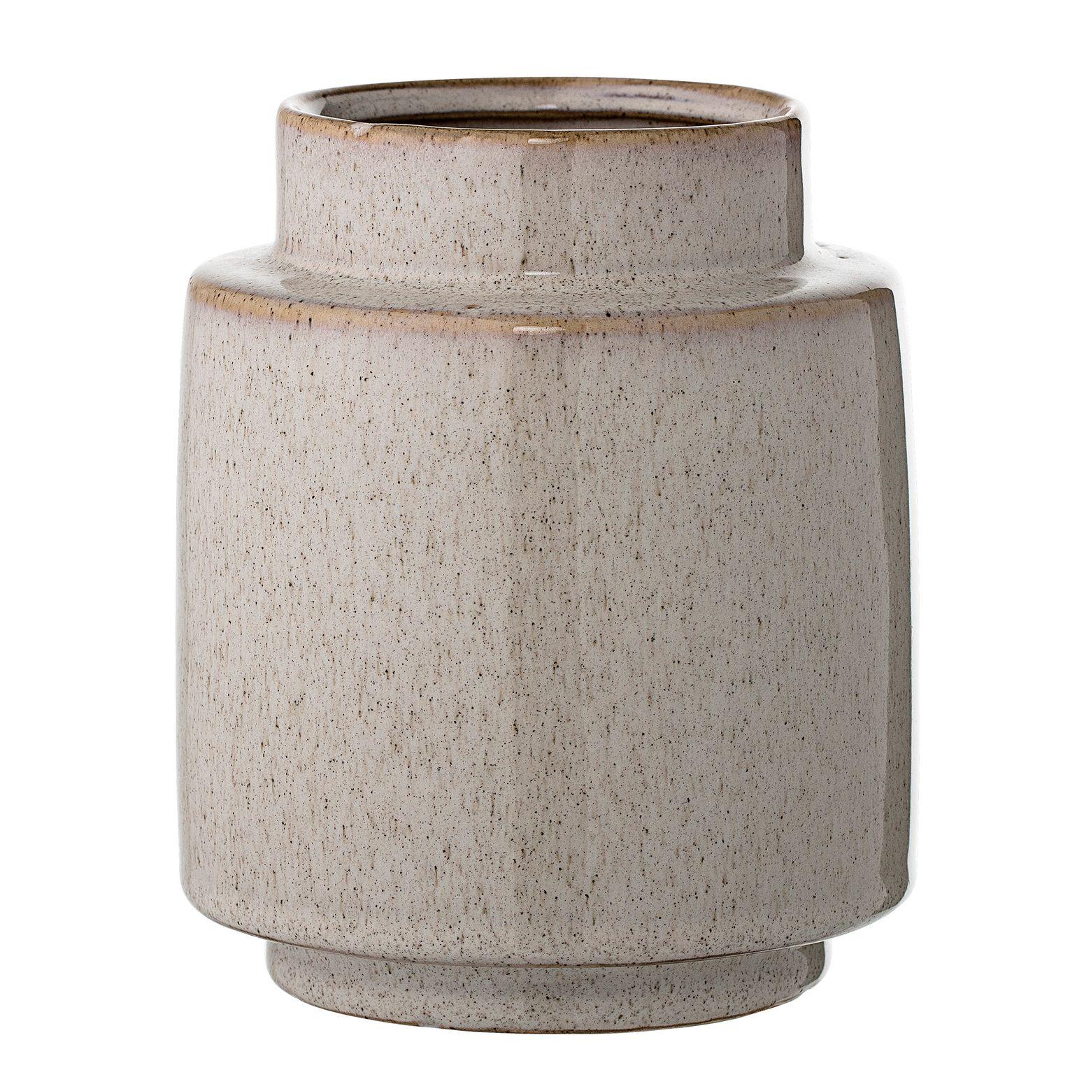 Bloomingville Vase Stoneware   nature online kaufen   STUFF Shop
