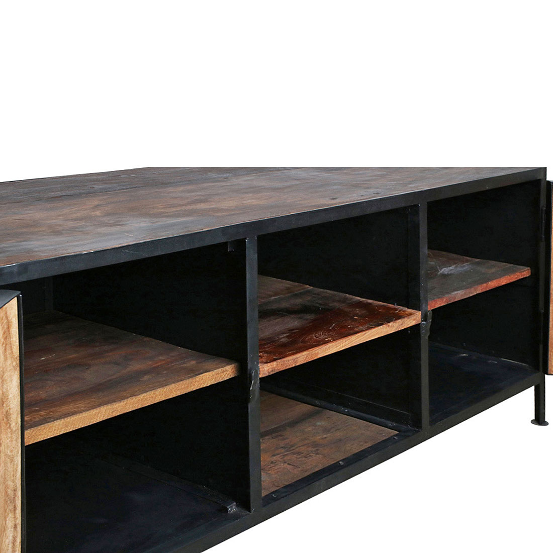vorschau lowboard vintage industrial loft design