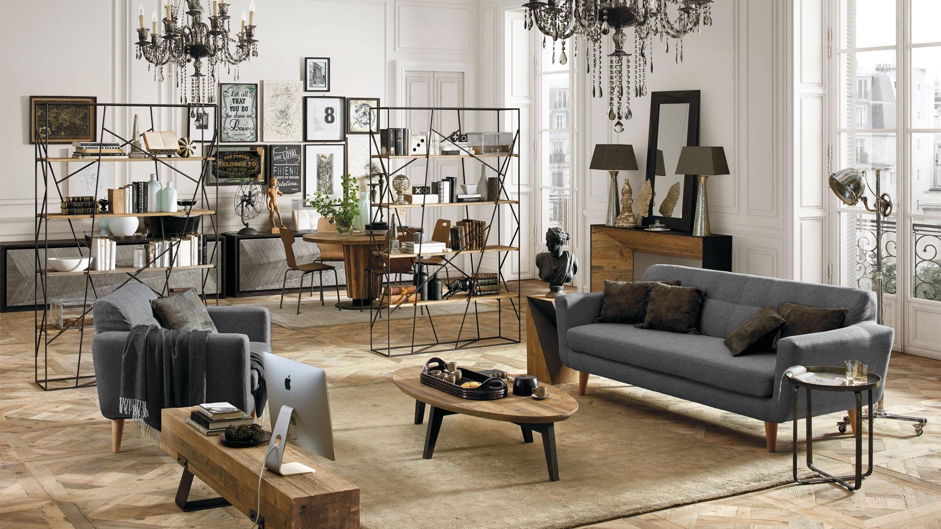 Einzigartige Industrial Style Möbel online shoppen | STUFF Shop