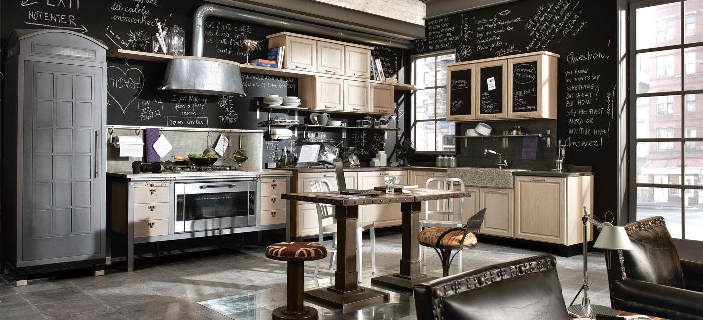Vintage Küchen made by Hand in Italy | STUFF Loft