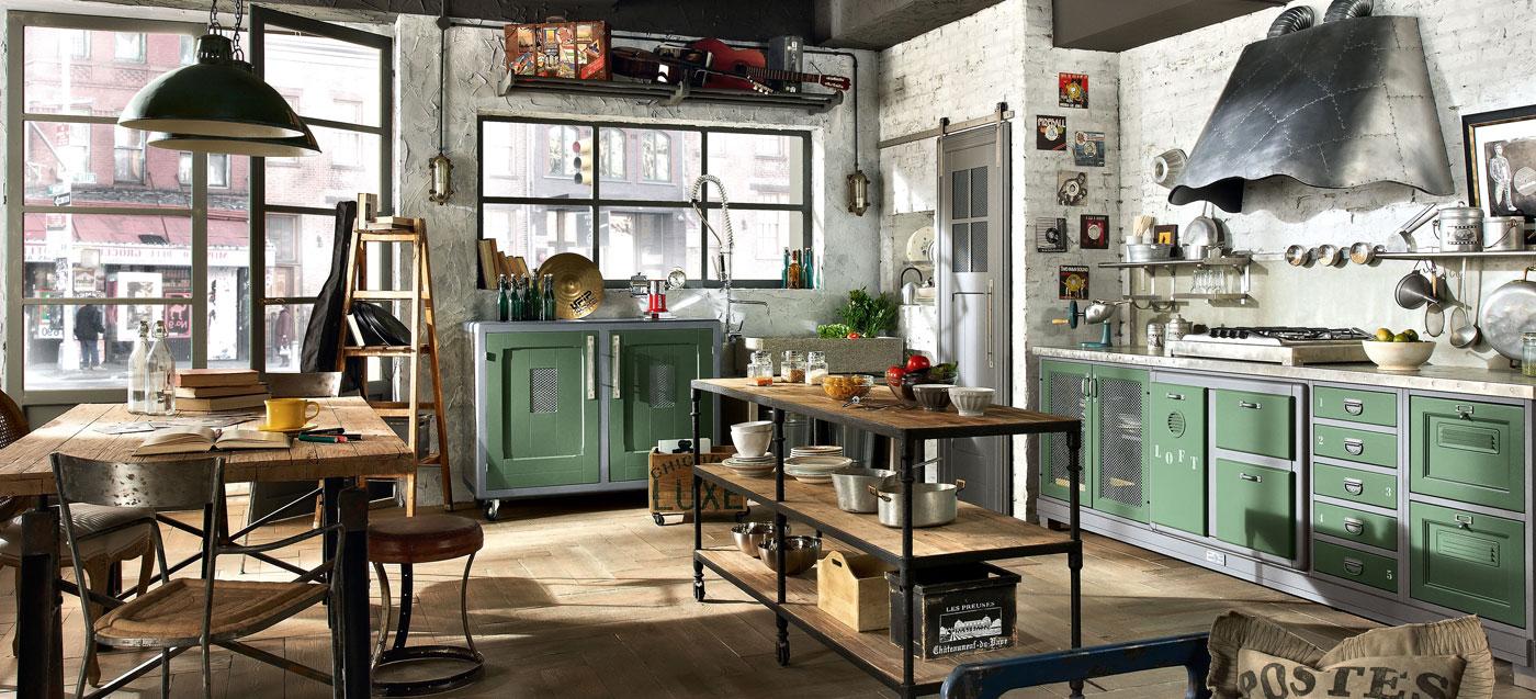 Vintage Küchen vintage küchen made by in italy stuff loft